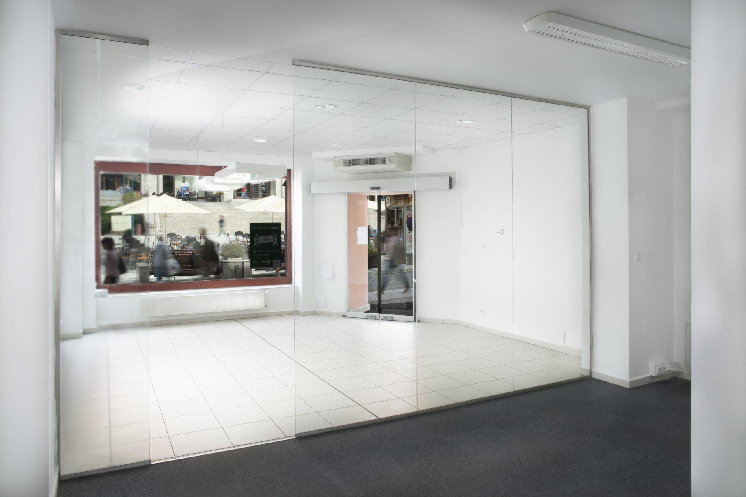 Komerční prostory v centru Jablonce