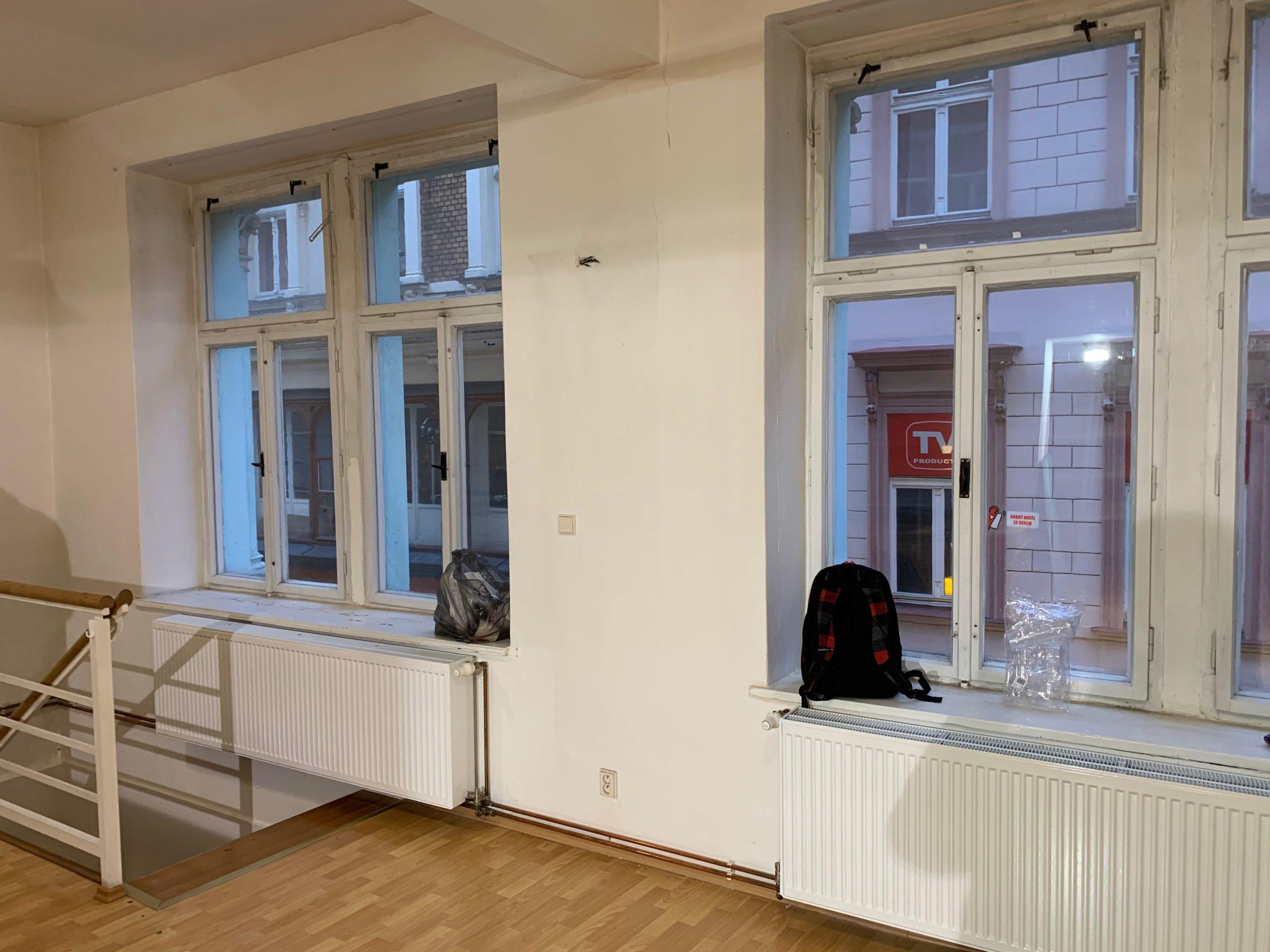 Byt v centru Liberce v ul. Pražská
