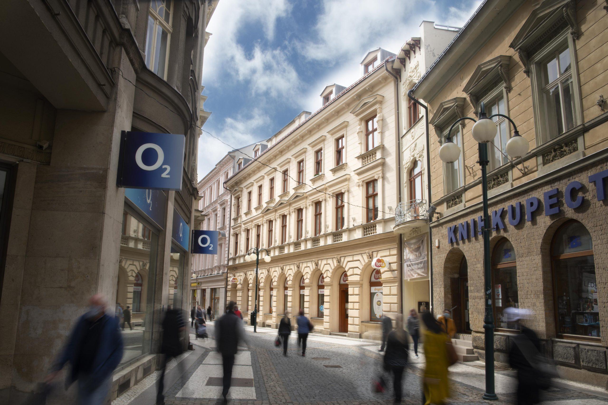 Prostory k bydlení 1KK v centru Jablonce nad Nisou od 1.7.2021