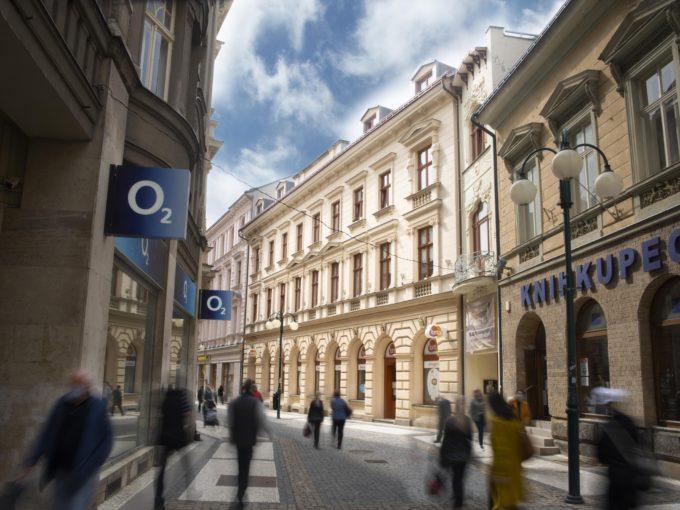 Prostor vhodný k bydlení 1KK v centru Jablonce nad Nisou od 1.9.2021